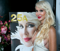 25A Magazine Tracy Stern Cover Party