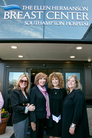 Southampton Hospital Ribbon Cutting for The Ellen Hermanson Breast Center