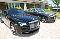 Rolls - Royce Hampton Party